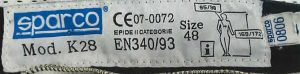 Sparco Label